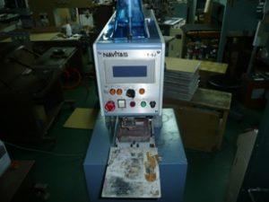 印刷パッド機